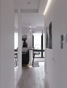 3 Modern Style Apartments Under 50 Square Meters (Includes Floor Plans)