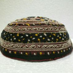 Vintage embroidery hats tribal hat antique hat by meryemart Vintage  Embroidery fc2cca8b6dfa