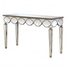 Camden Mirrored Console Table