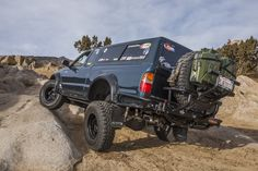 Great weekend at Moon Rocks near Reno, NV. We were able to test all the new parts installed on our Tacoma project.