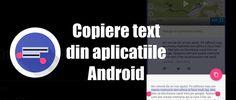 Aplicatiile Android nu permit copiere textului - ca sa copiezi din Facebook, YouTube folosește Universal Copy - Copiază text din orice aplicatie Android #videotutorial #Android