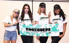 Fifth Harmony at Rock Corps Japan
