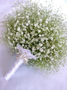 Bridesmaid bouquet idea.