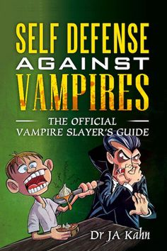 Tome Tender: Self Defense Against Vampires: The Official Vampir. Free Books, Good Books, My Books, Amazing Books, Vampire D, Vampire Hunter, Street Fights, Train Your Mind, Books For Teens