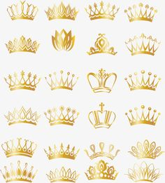 Cartoon gold crown PNG and Vector Corona Logo, Crown Png, Shape Coloring Pages, Crown Drawing, Blue Suit Wedding, Crown Pattern, Writing Art, Graphic Wallpaper, Graffiti Lettering