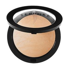 Microsmooth Foundation Face Powder Sephora Beige. Flaunt a natural, picture-perfect look with these state-of-the-art face powders. The micronized, advance pigments blend seamlessly into the skin to enhance skintone and provide a flawless, no-makeup finish. Formulated with mineral water and shaped by hand, this foundation is slowly baked to achieve a unique airy texture that perfectly melts into the skin. Coverage can go from sheer to high, depending on the amount used. The fine powder…