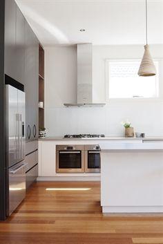 Semihandmade Mahogany Ikea Kitchenphoto Courtesy Of Michele Entrancing Bathroom Kitchen Remodeling Review