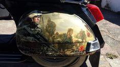 Lml Vespa, Helmet, Military, Hockey Helmet, Motorcycle Helmet, Helmets, Military Man, Army