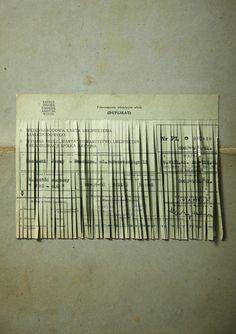 Ambiguous Documents - www.aniawawrzkowicz.com
