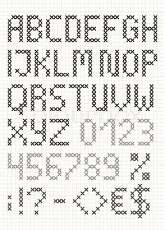 Sæt, karakter, numre | stock vektor | Colourbox on Colourbox