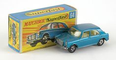 Matchbox Superfast No.64 MG1100