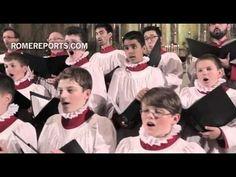 Tierno disco de villancicos lanzado por coro de niños de Estados Unidos