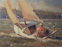 """Full Sails"" James Richards"