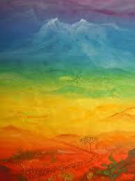 Risultati immagini per pittura steineriana