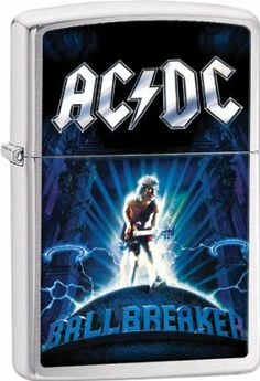 Authorized Dealer of Cigar Lighters and Accessories. Cool Lighters, Cigar Lighters, Ac Dc, Heavy Metal, Zippo Collection, Store Image, Zippo Lighter, Cigarette Case, Rock Legends