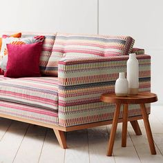 Warwick Fabrics, FRIDA Collection #upholstery #textiles #warwickfabrics