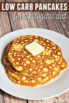 Are you trying a low carb or ketogenic diet to lose weight o. - Keto dietAre you trying a low carb or ketogenic diet to lose weight or improve your health? These low carb pancakes are super easy to make and adhere to a keto diet. Ketogenic Recipes, Low Carb Recipes, Diet Recipes, Vegetarian Recipes, Vegetarian Italian, Recipies, Easy Keto Recipes, Diabetic Breakfast Recipes, Pancake Recipes