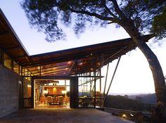 Nielsen Schuh Architects Alexander Valley Ranch