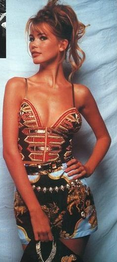 90s supermodels were the best!!