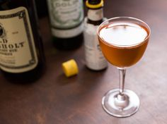 The Brooklyn Cocktail | Serious Eats : Recipes