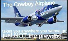 Lol...The Cowboys Suck..lol