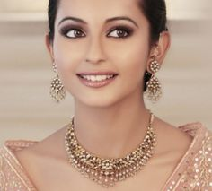 Thumbnail image for Indian Bridal Makeup Pictures !