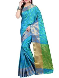 Check out what I found on the LimeRoad Shopping App! You'll love the Blue silk banarasi saree. See it here http://www.limeroad.com/products/13392866?utm_source=cf8863ad08&utm_medium=android