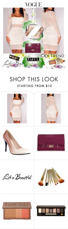 """""""Zaful 55"""" by selmaaaa-1 ❤ liked on Polyvore featuring Urban Decay, Bobbi Brown Cosmetics, women's clothing, women, female, woman, misses, juniors and zaful"""
