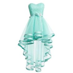 Simple Prom Dresses, homecoming dress high low homecoming dresses mint homecoming gowns sweet 16 dress plus size evening dresses for teens LBridal Sweetheart Prom Dress, Tulle Prom Dress, Lace Dress, Party Dress, Lace Gowns, Gown Dress, Prom Party, Dress Pants, Strapless Dress