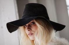 Janessa Leone's F/W 2014 Lookbook