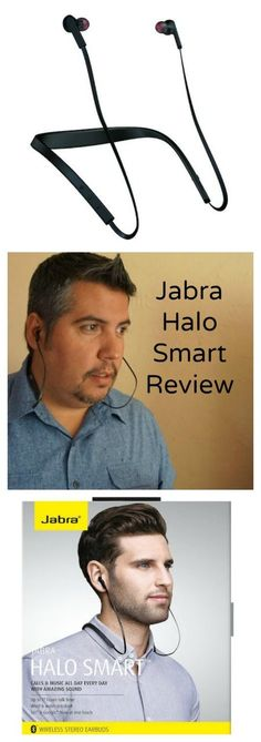 Jabra Halo Smart Review - Wireless Ear Buds Headphone with Great Comfort and Quality Sound