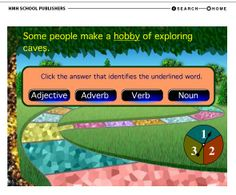 Adjective and Adverb Trail