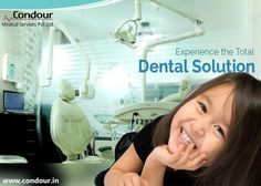#DENTISTS making the world a better place, one #Smile at a time www.condour.in
