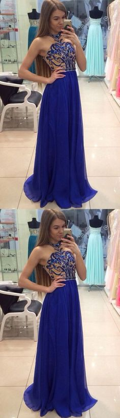 A-line/Princess Prom Dresses, Royal Blue Prom Dresses, Long Prom Dresses, Long Royal Blue Prom Dresses With Beaded/Beading Floor-length Halter Sale Online, Royal Blue dresses, Blue Prom Dresses, Prom Dresses Online, Halter Prom Dresses, Long Blue dresses, Prom Dresses Long, Prom Dresses Blue, Blue Long dresses, Prom dresses Sale, Long Blue Prom Dresses, Royal Blue Long Dresses, Online Prom Dresses, Long Royal Blue dresses, Blue Halter dresses, Prom Long Dresses, Prom Dresses Royal Blue...