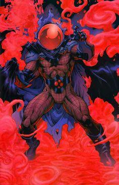 Mysterio by Todd Nauck