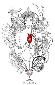 """A king is a living symbol, a beating heart, a star upon which Elfhame's future is written."" (""The Wicked King"" by Holly Black Books, Captive Prince, Before Midnight, Cartoon Faces, Aesthetic Drawing, Book Projects, Fantasy Books, Heart Art, Book Characters"