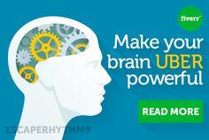 make your brain UBER powerful by escaperhythm9