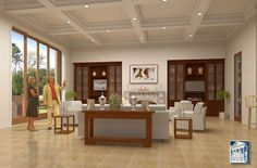 Family room furniture tailored to the needs of the space. Description from thedelightfulhome.blogspot.com. I searched for this on bing.com/images