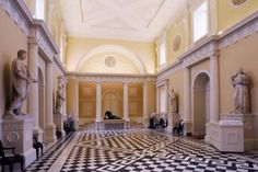 The Great Hall, Syon House