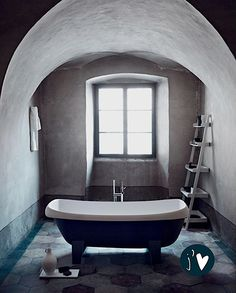Almost perfect. I believe that baths should have taps in the middle (as this does) and for the same reason, it should be symmetrical.