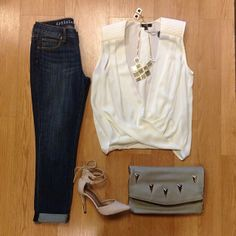 Saturday #OOTD | Styled by | Find the complete outfit at @Vamped Boutique