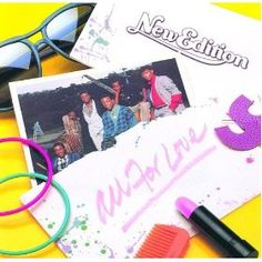 All For Love  New Edition