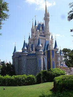Magic Kingdom, Walt Disney World, Orlando....kids loved it!