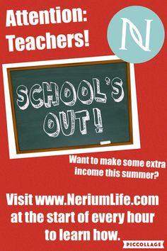 Attention teachers! #nerium #neriumteacher