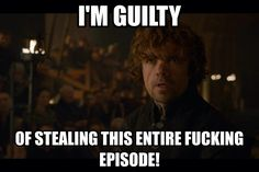 So damn true, and he should get another Emmy for his performance!