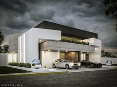 RSI Duplex     #architecture #modern #facade #contemporary #house #design