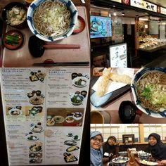 Halal Japan Food Osaka - Sojibo Soba Kansai - blog ilgotrip