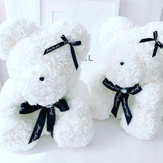 """Rozsamaci Magyarorszag 🇭🇺 on Instagram: """"Feher nagy rozsamacink ❤️2019 legtrendibb és legaranyosabb ajándéka! Rendeln bátran! Exkluzív csomagolásban! Gyönyörű írok ajándék! A fotón…"""" Snoopy, Teddy Bear, Animals, Character, Instagram, Animales, Animaux, Teddy Bears, Animal"""