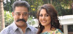 Photos - Kamal Hassan at Cheekati Rajyam Promotions in Hyderabad