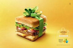 From Brasil, print ads for Patio Norte Shopping Food Advertising, Creative Advertising, Advertising Design, Food Design, Food Graphic Design, Pizza Branding, Advertising Techniques, Food Clipart, Clip Art